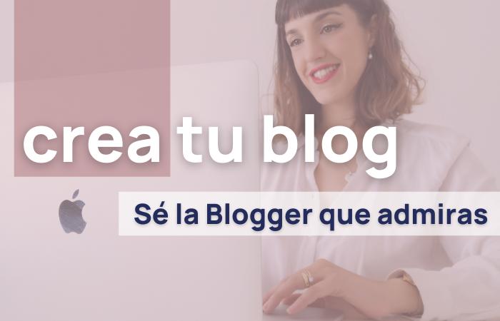 se la blogger que admiras