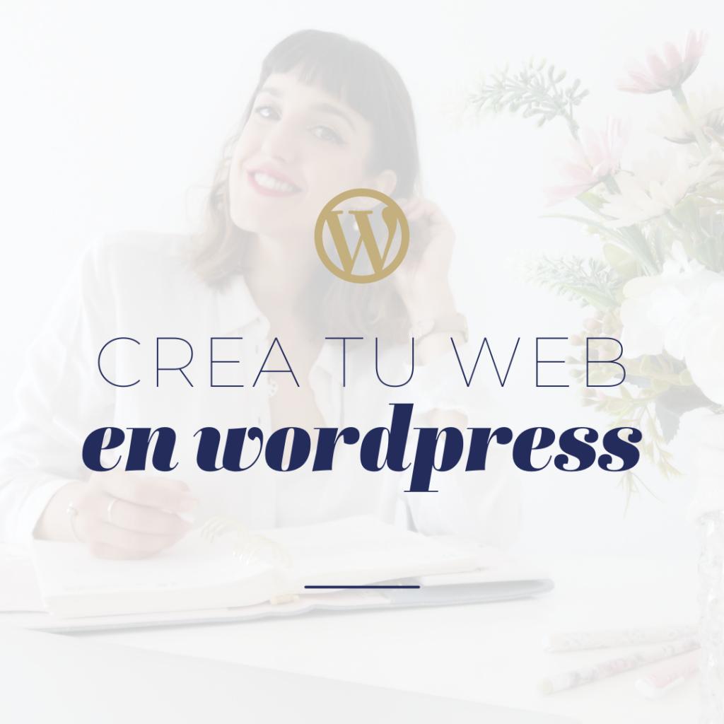 crea tu web en wordpress curso paso a paso